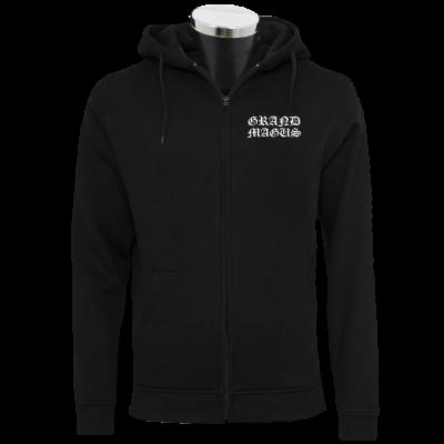 GRAND MAGUS 'Deathhead' Zipper