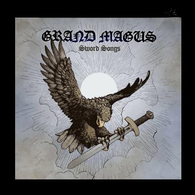GRAND MAGUS 'Sword Songs' DigiPak
