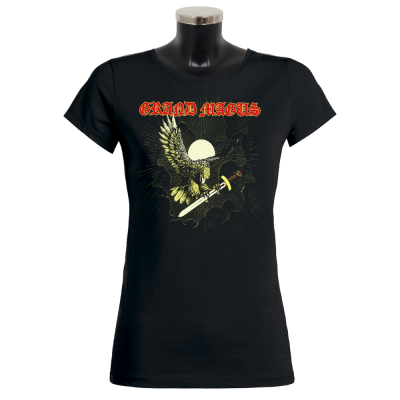 "GRAND MAGUS ""Eagle"" Girlie Shirt"