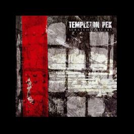 TEMPLETON PEK 'Scratches & Scars' CD